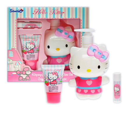 HELLO KITTY Boutique Body Care Set