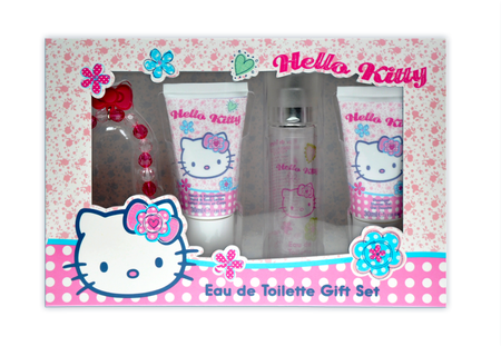 HELLO KITTY Dotty Floral Eau de Toilette Gift Set
