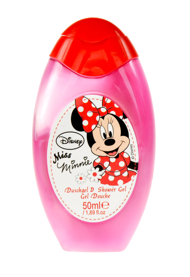 Disney Miss Minnie 50ml Shower Gel