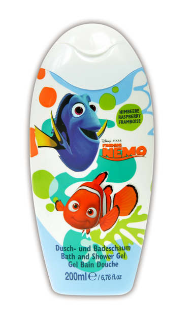 Finding Nemo 200ml Bath & Shower Gel