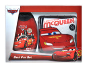Disney CARS Bath Fun Set