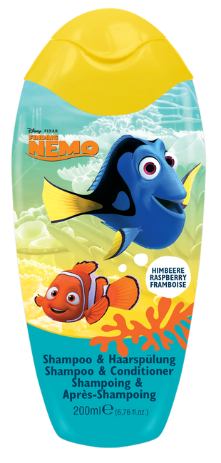 Finding Nemo 200ml Shampoo & Conditioner