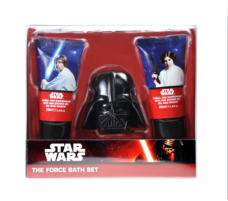 STAR WARS 'The Force' Bath Set