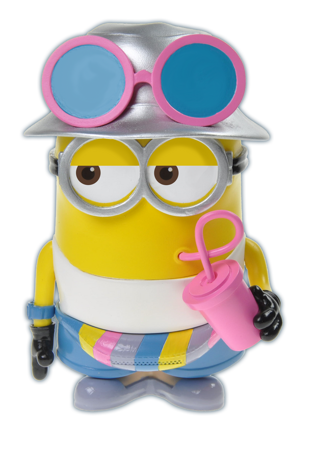 Despicable Me 3 Bath Foam - Holiday DAVE 300 ml