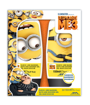 Despicable Me 3 Shower Gel Duo Set