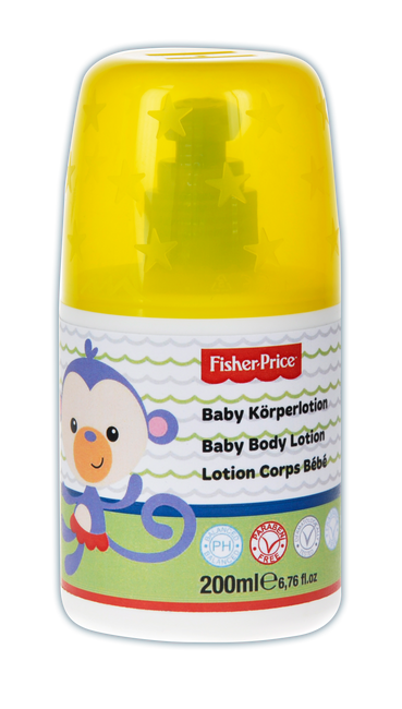FISHER-PRICE Baby Body Lotion 200ml