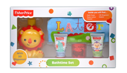 Fisher-Price Baby Bathtime Set