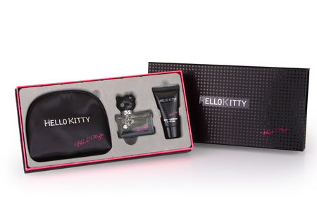 HELLO KITTY Black Magic Gift Set
