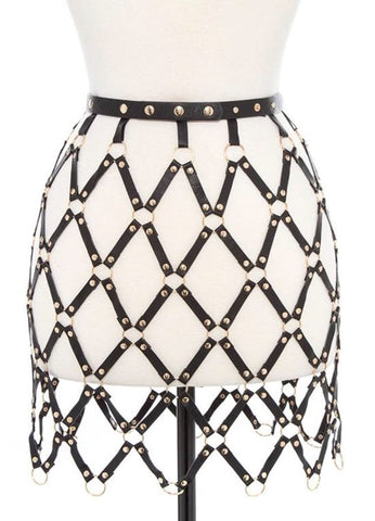 Caged Skirt