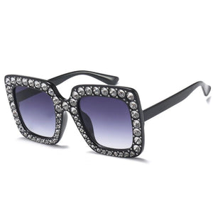 Bling Sunglasses Black