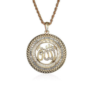 Allah Necklace II
