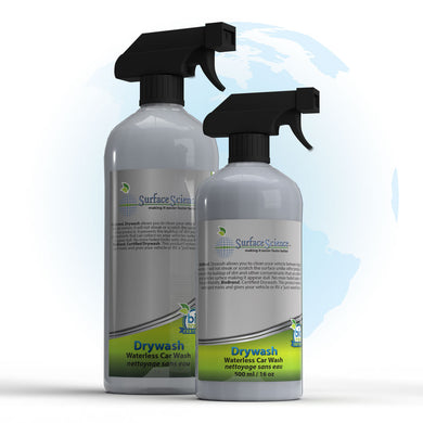 BioBrand Drywash | Eco-Friendly Waterless Car Wash | by SurfaceScience