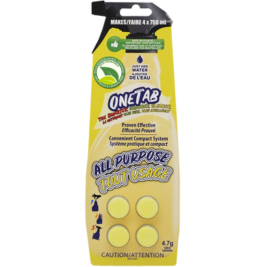 OneTab All Purpose Cleaning Tabs from SurfaceScience