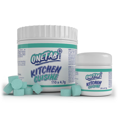 OneTab Pro+ Kitchen Cleaner | 4.7g Tab | makes 750ml - from SurfaceScience