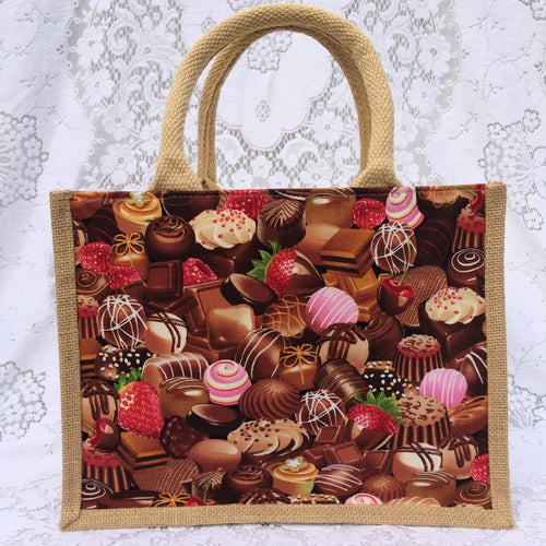 Chocolate bag