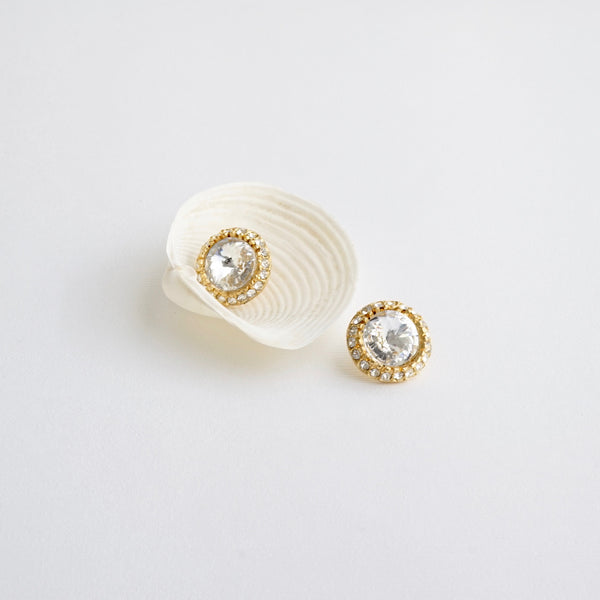Swarovski Crystal Rivoli Earrings