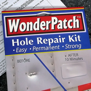 WonderPatch Hole Repair Kit