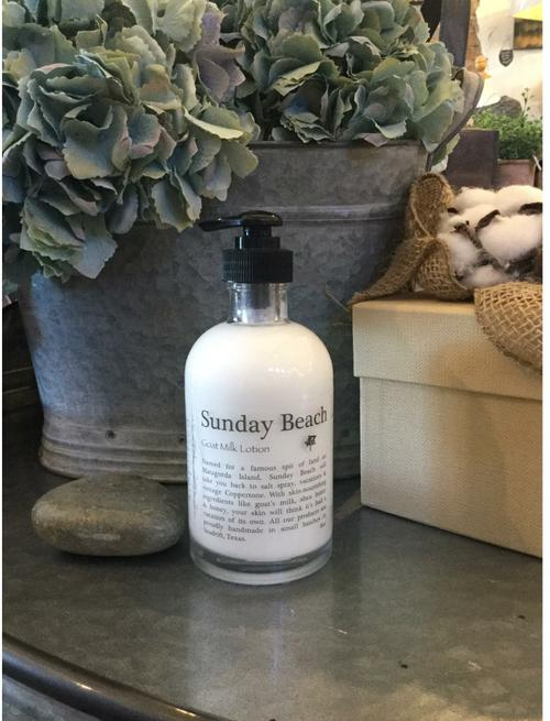 Simplified 8oz Goat Milk Lotion