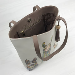 Greenbox Farm Friends Tote Bag