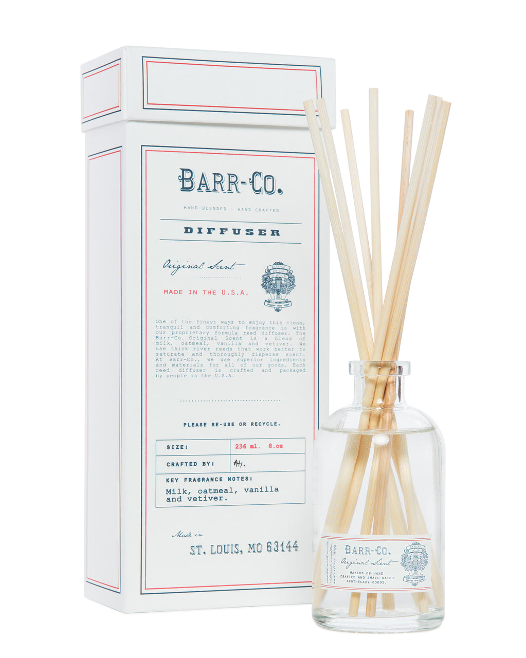 Barr-Co Diffuser Gift Box Set