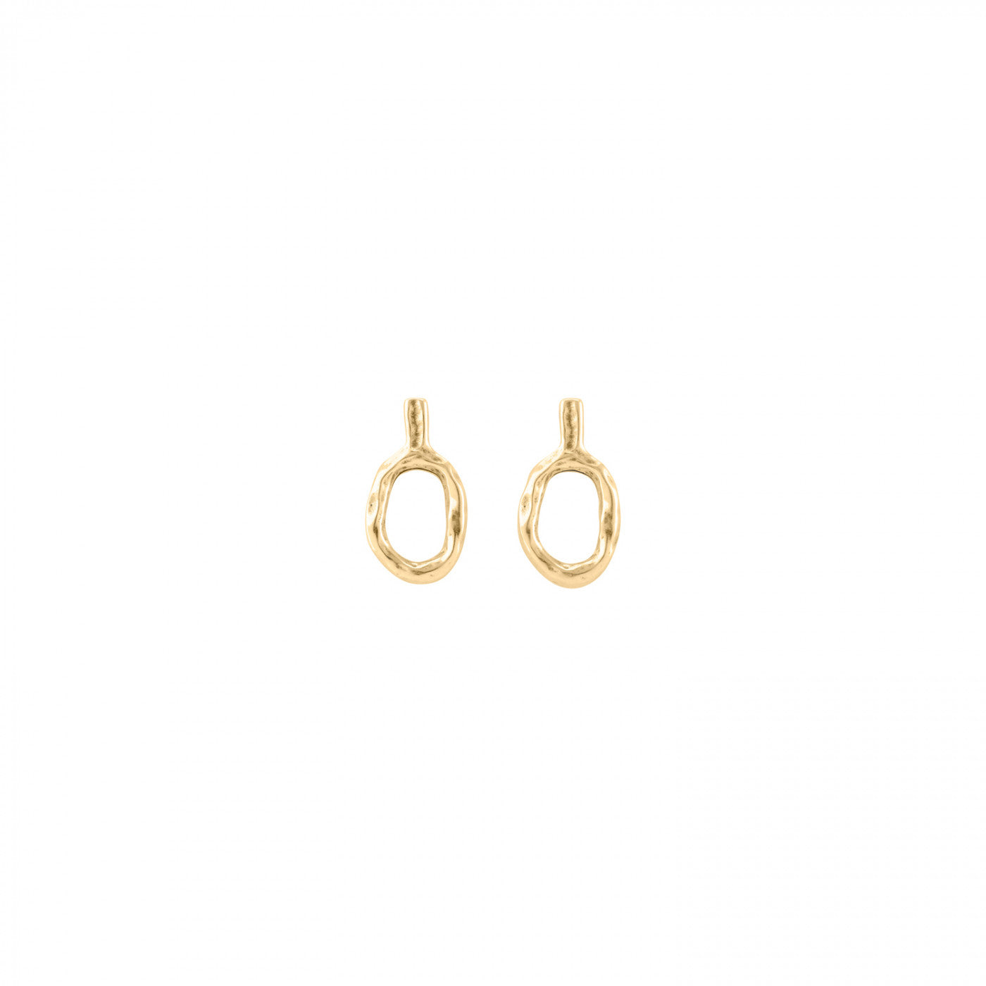 Uno de50 Sheet Earrings