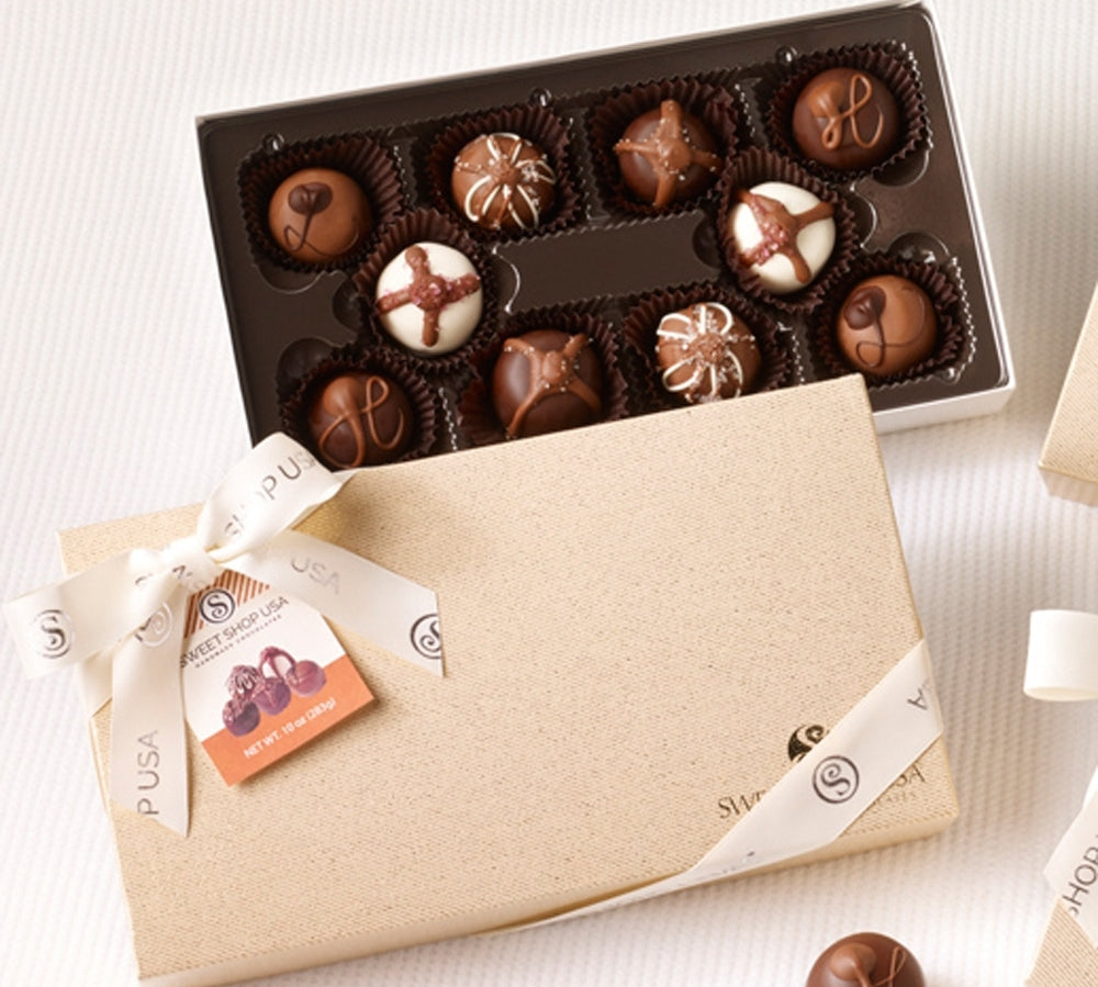 Truffles 10oz - 10pc Everyday from Sweet Shop USA