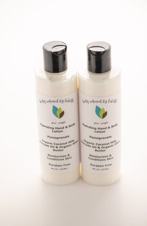 Pomegranate Hand and Body Lotion