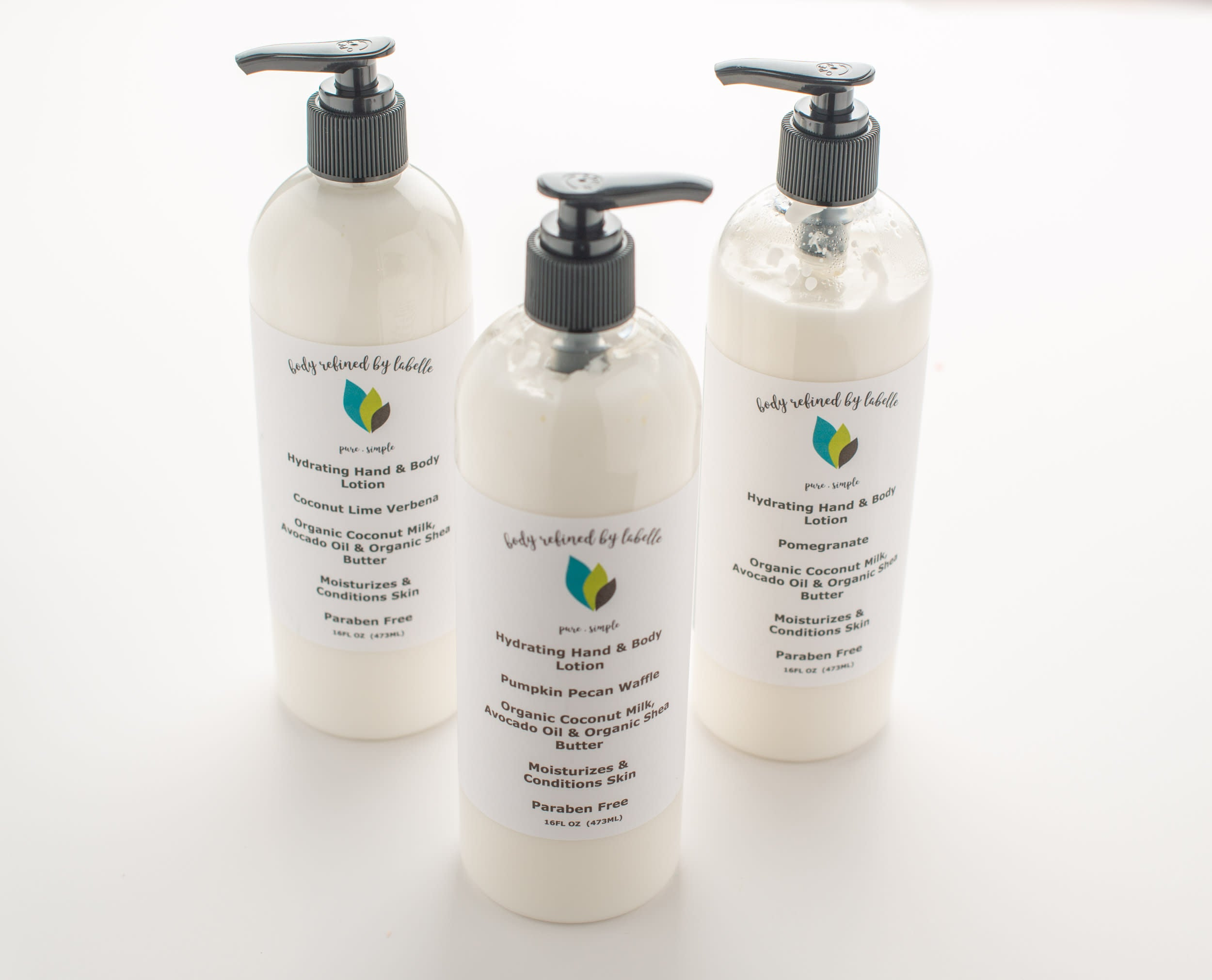 Men's Hand and Body Lotion