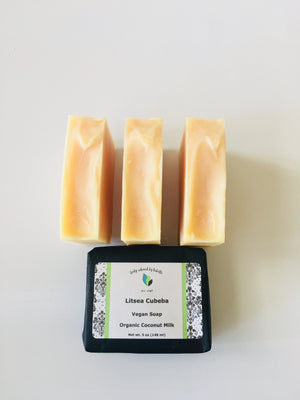 Litsea Cubeba Essential Oil Soap | Vegan Soap