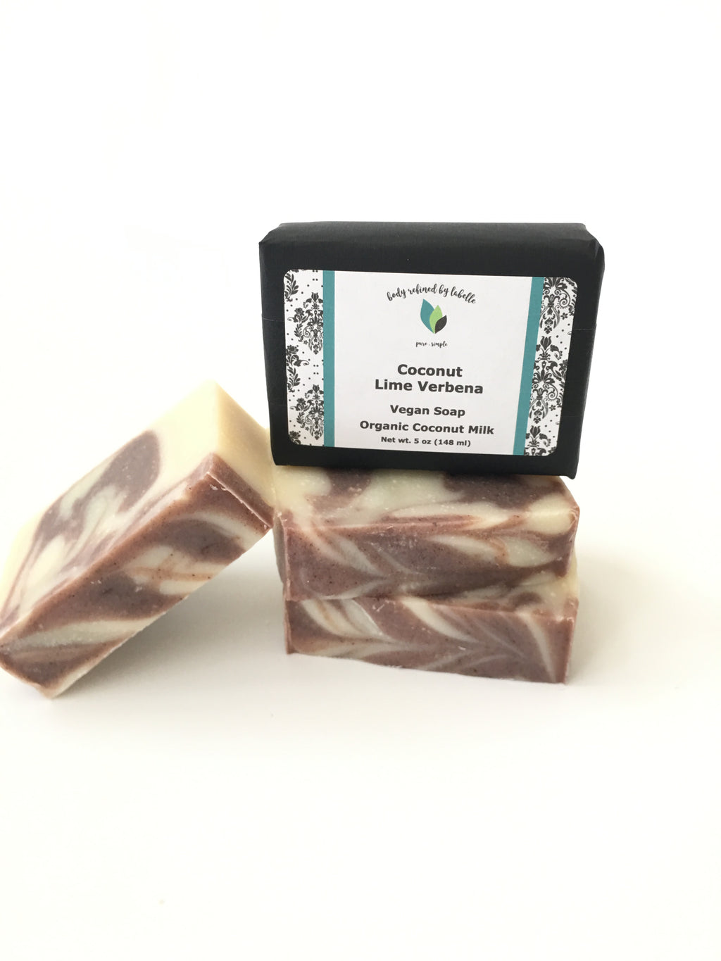 Coconut Lime Verbena Soap | Vegan Soap