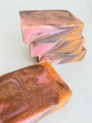 Fall Festival Cold Process Soap