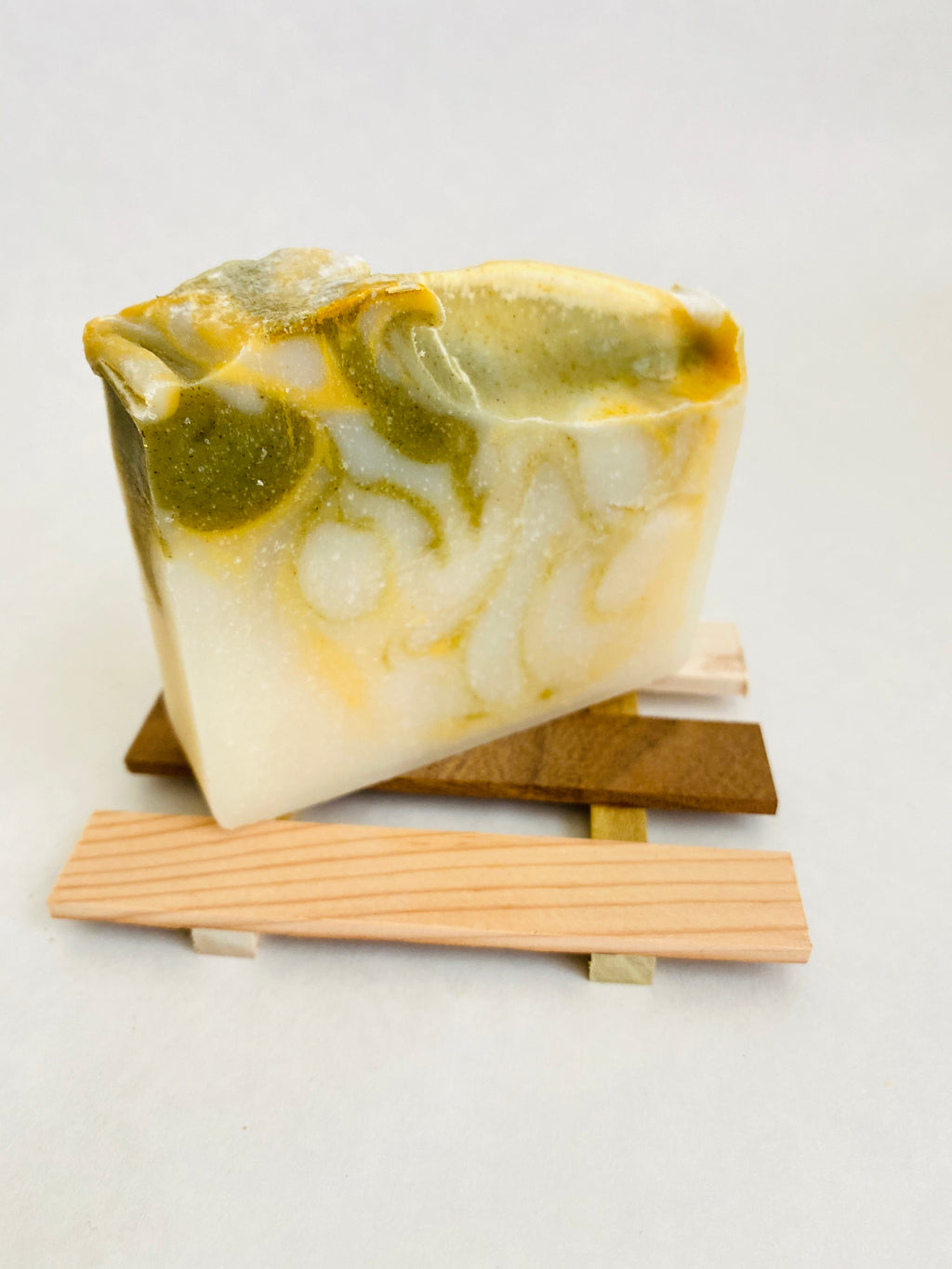 White Tea + Ginger Vegan Soap