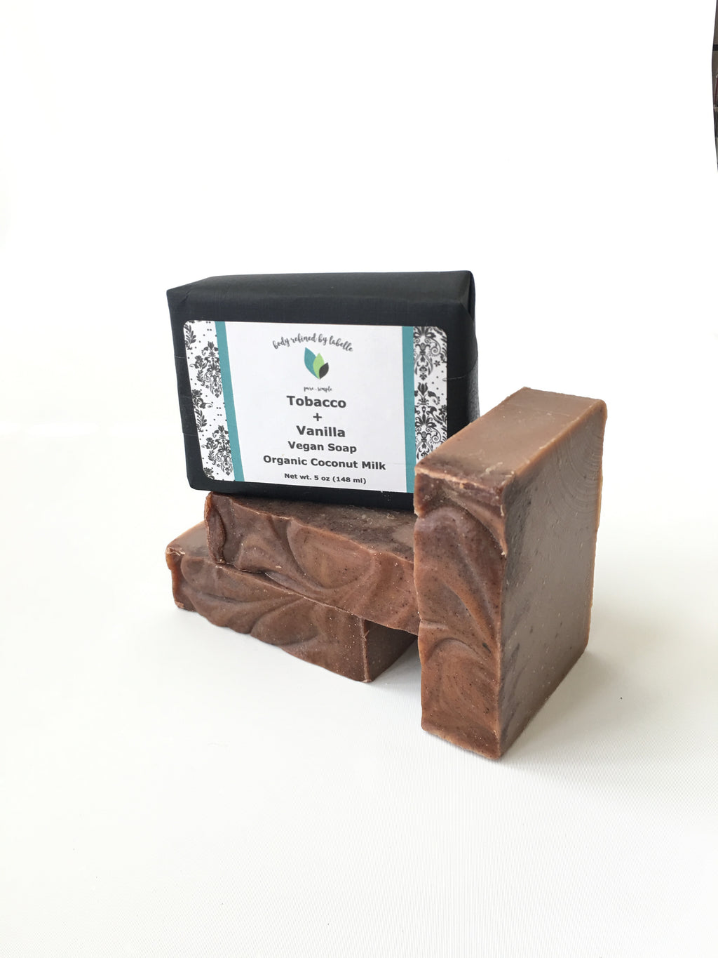 Tobacco + Vanilla Vegan Palm Free Soap