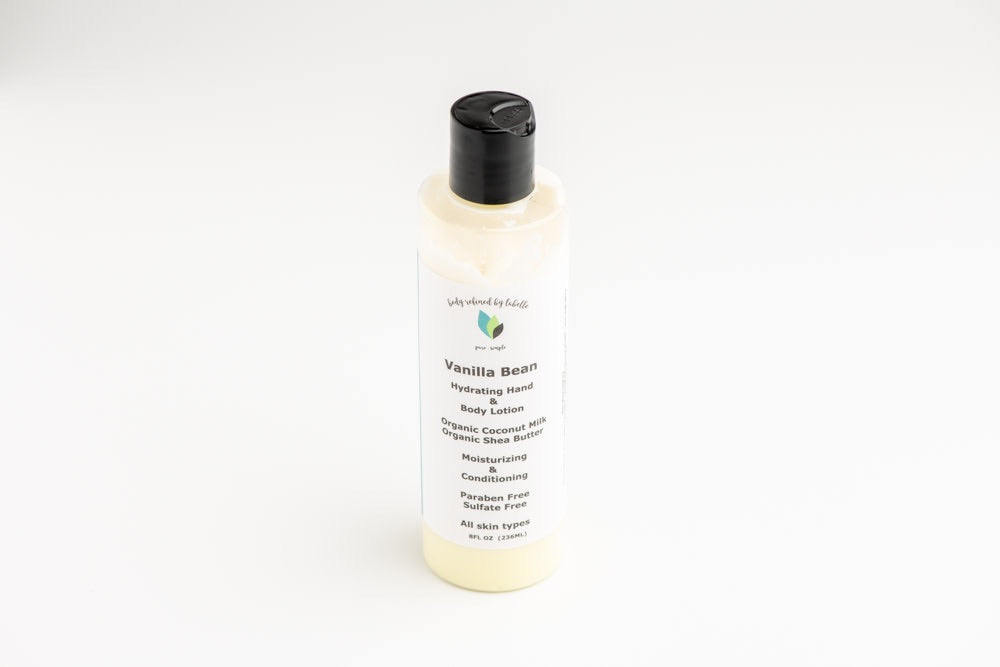 Vanilla Bean Hand & Body Lotion | Vegan | Coconut Milk