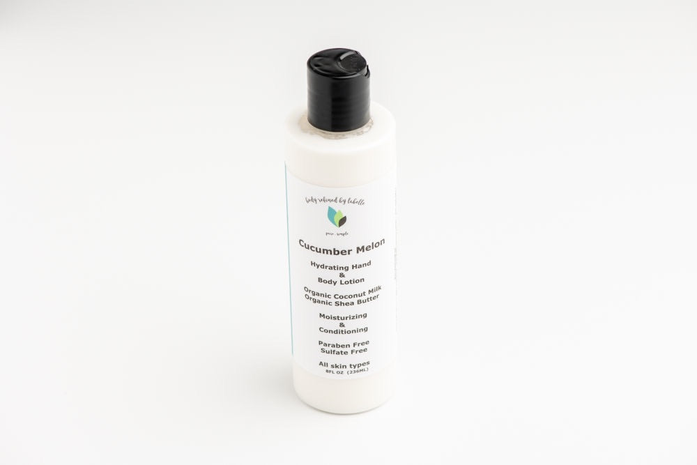 Cucumber Melon Hand & Body Lotion