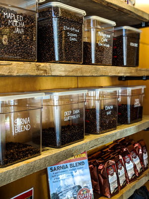 Order your favourite whole beans online today!