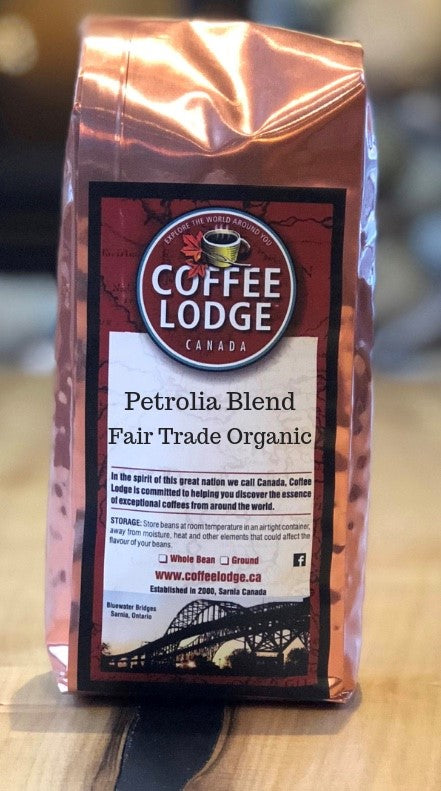 Petrolia Blend Fair Trade Organic