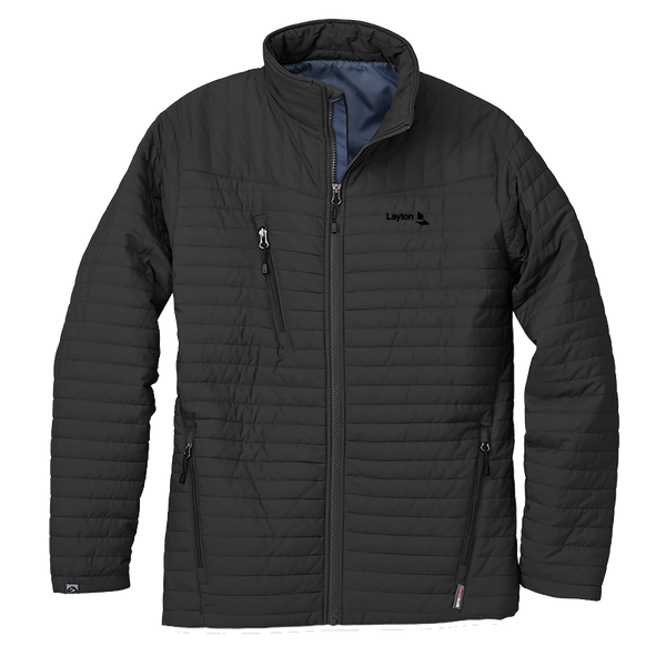 MEN'S STORM CREEK QUILTED THERMOLITE JACKET