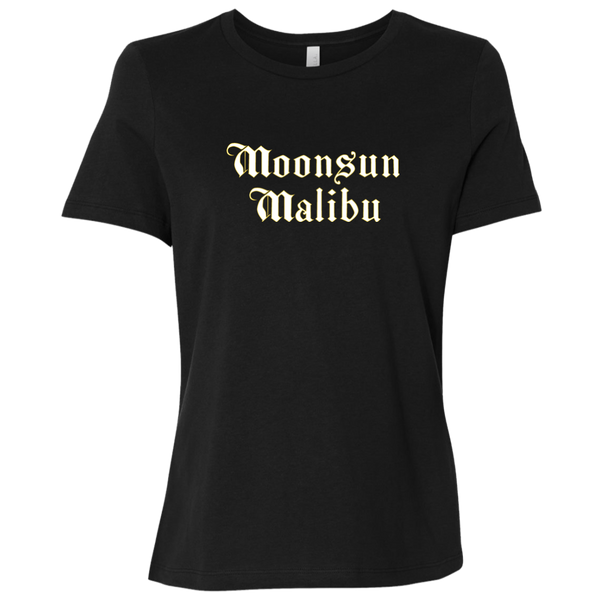 """Moonsun Malibu II"" Ladies' Relaxed Tee - Moonsun Malibu"