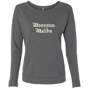 """Moonsun Malibu II"" Ladies' French Terry Scoop - Moonsun Malibu"