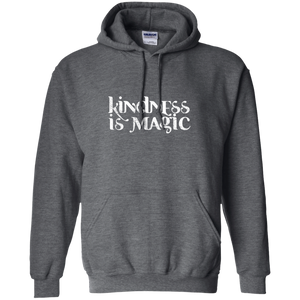 """Kindness Is Magic"" Unisex Pullover Hoodie - Moonsun Malibu"