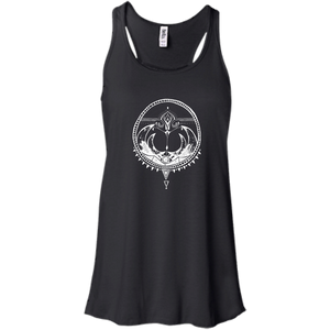 """Moon Cradle"" Flowy Ladies' Tank - Moonsun Malibu"