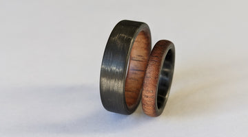 The Next Big Thing in Men's Wedding Rings