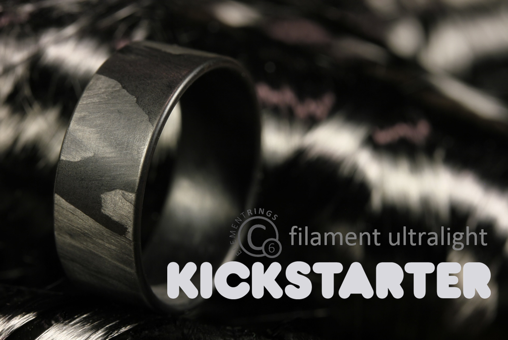 Filament Ultralight Kickstarter by Element Ring Co.