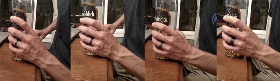 The Ranger Ultralight Carbon Fiber Ring