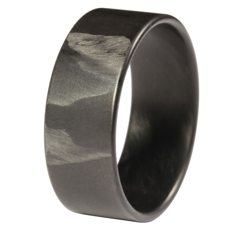 The Ranger Ultralight - Thin Profile Filament Carbon Fiber Ring