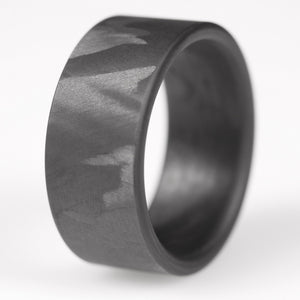 A filament carbon fiber ring