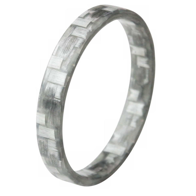 The Quicksilver Ultrafit - Stackable Ring.