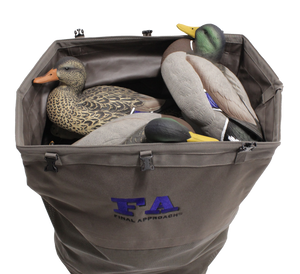 Wide Mouth Decoy Bag