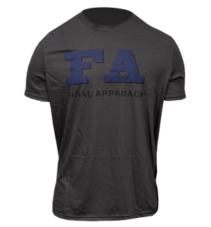 Final Approach Tough Conditions T-Shirt